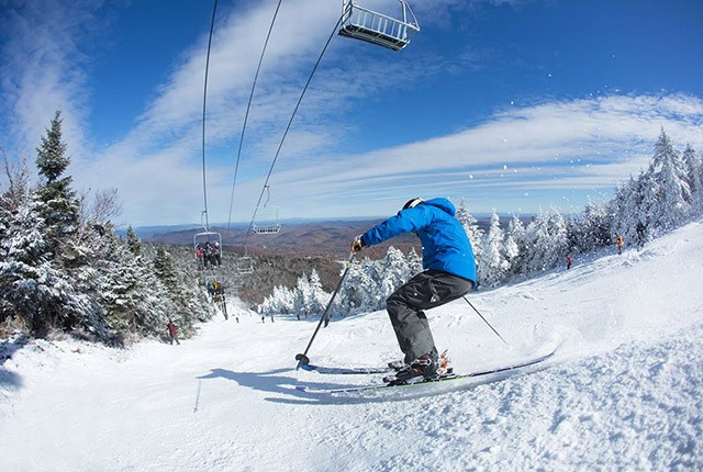 Best bets for early skiing, Killington Vermont.