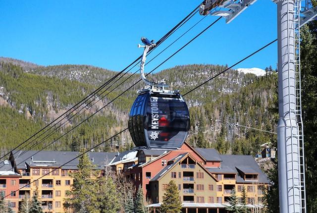 Best bets for early season skiing, Keystone, CO.