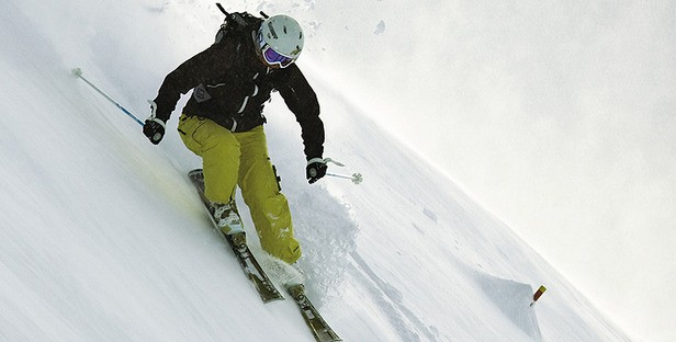 Ski on your boots to identify fit issues