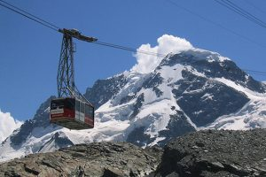 Theodul Glacier, Zermatt