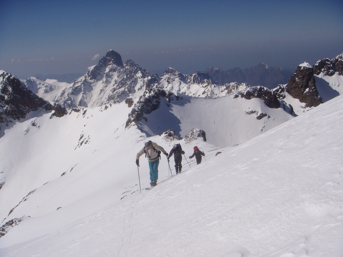 Mountaineering in Corsica