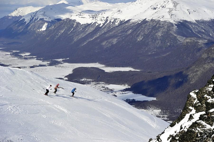 Cerro Caster, Argentina