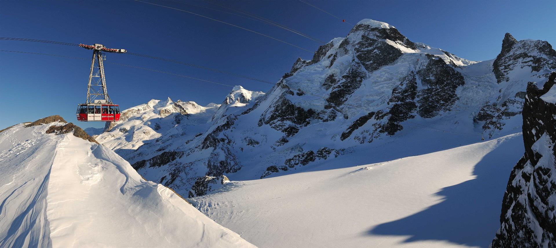 Zermatt in spring