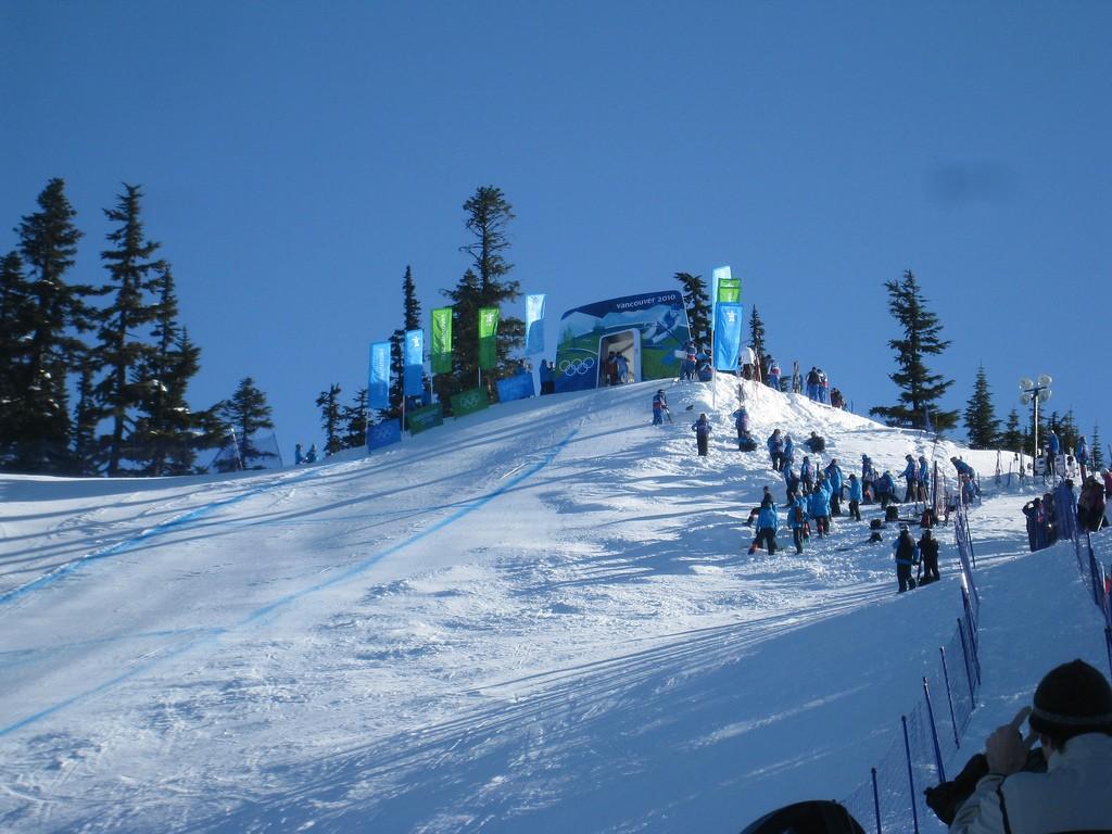Whistler downhills