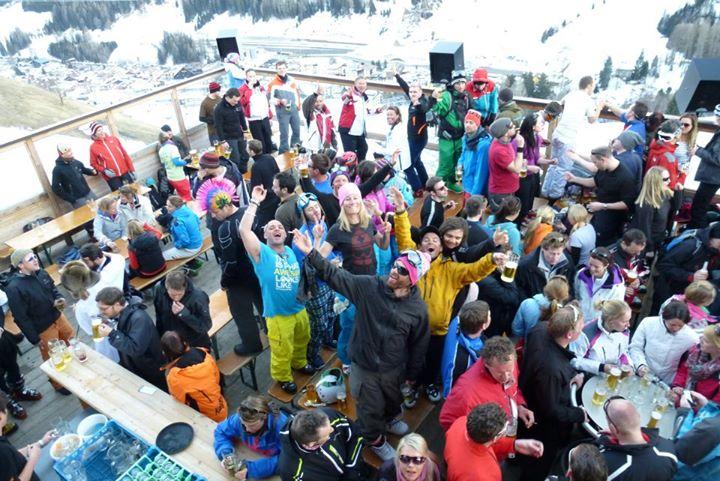 The KK in St. Moritz