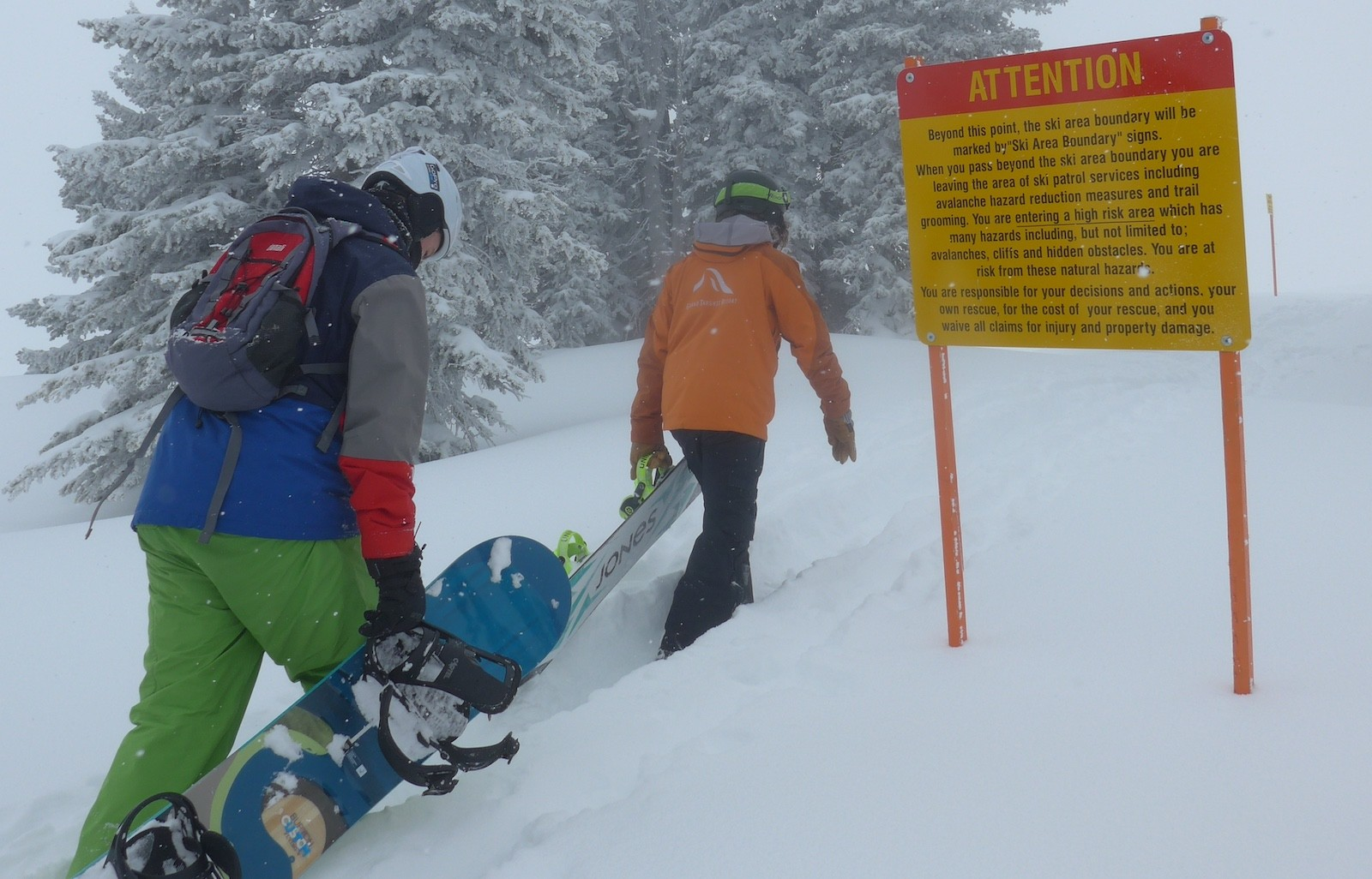 Lessons in powder