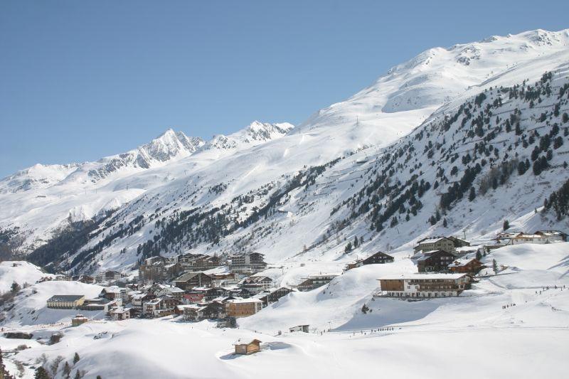 Snowy Obergurgl