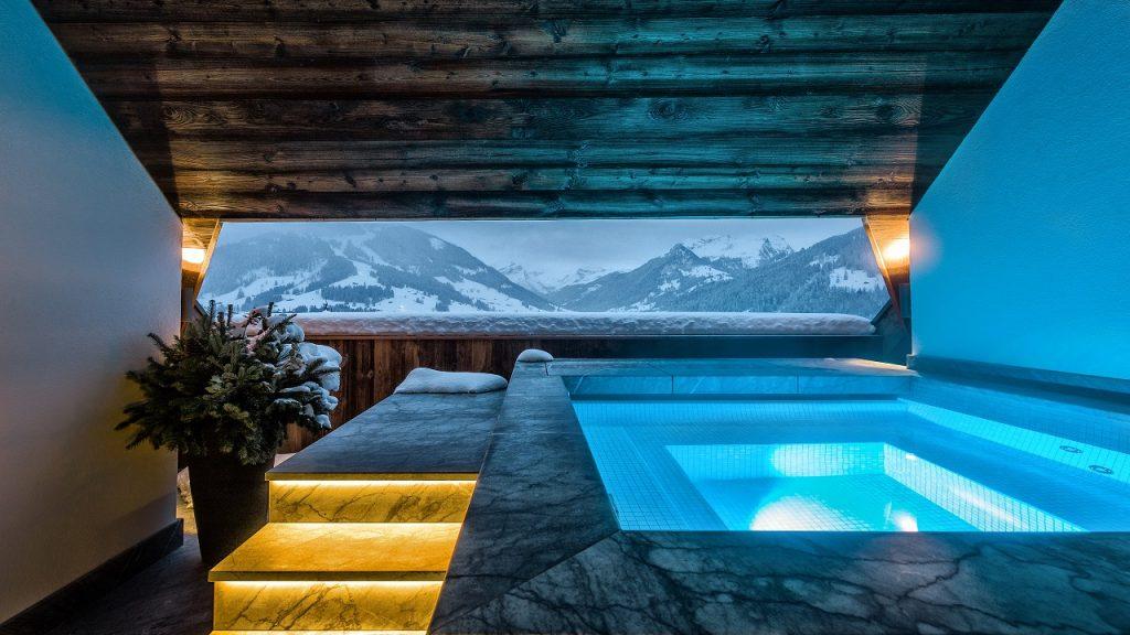 Luxury in Gstaad