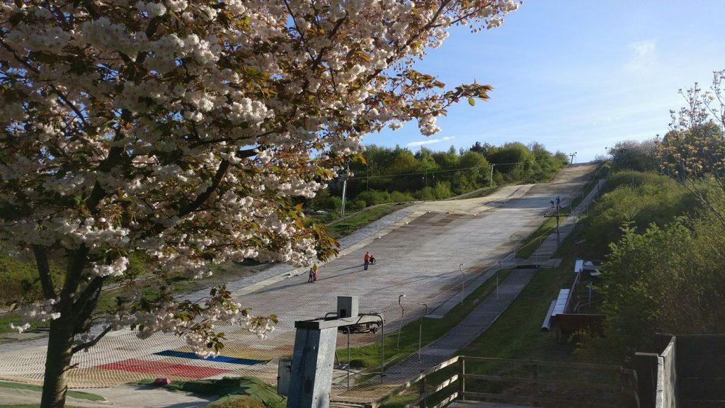 Chatham Ski Centre in Kwent