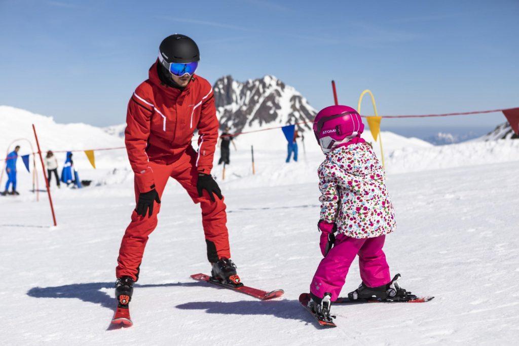 ski or ride?