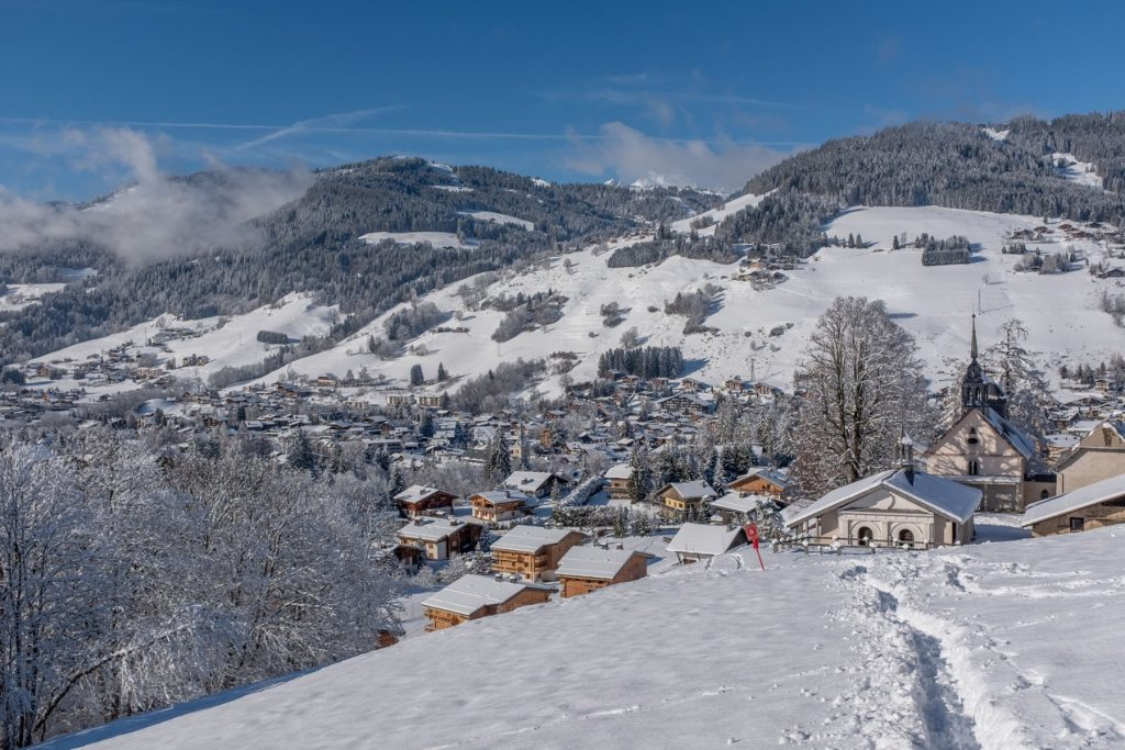 Head to Megeve