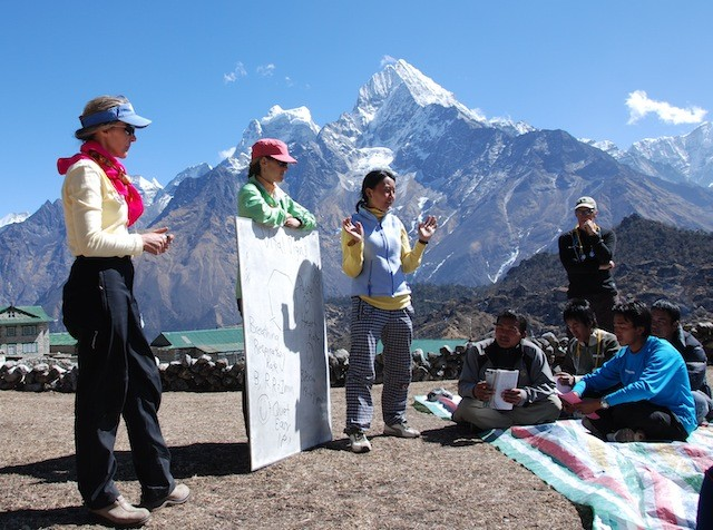 Tips on high elevation health