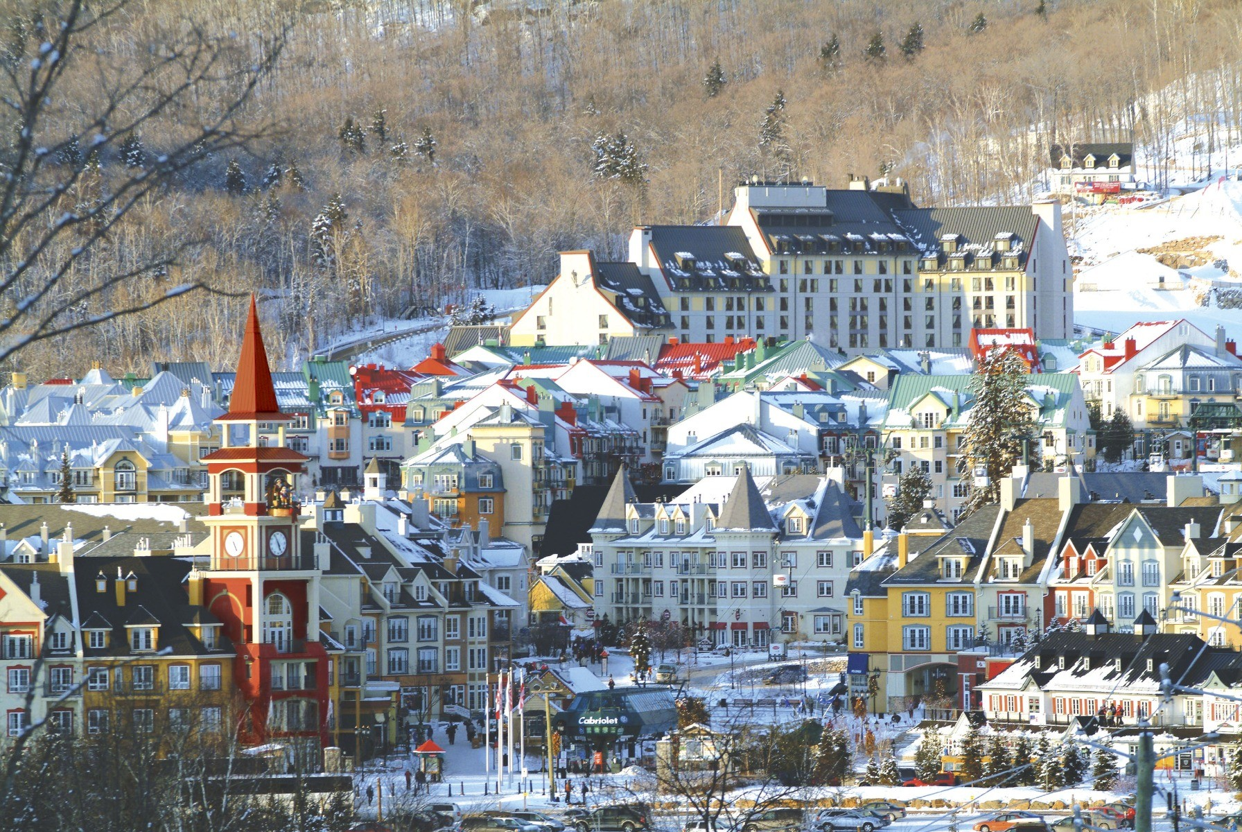 Tremblant for families