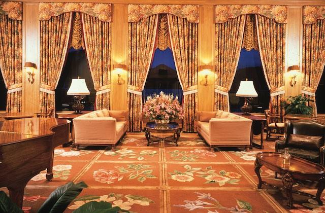 Sun Room at Sun Valley Lodge