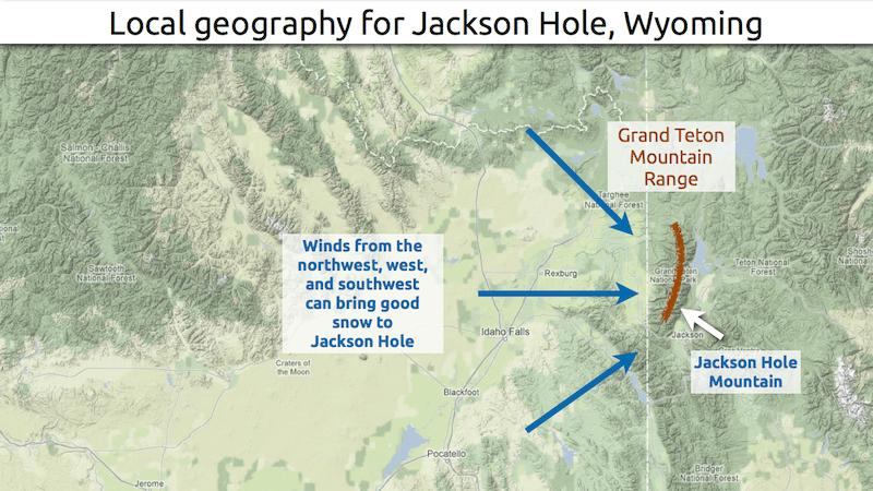 Jackson Hole weather