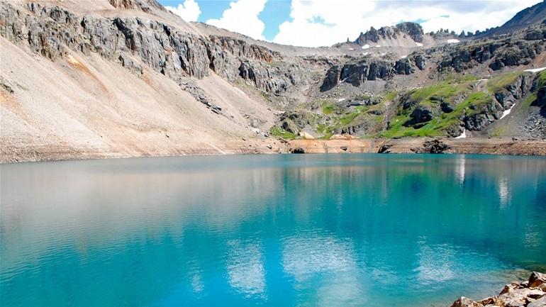 Blue Lake, Telluride