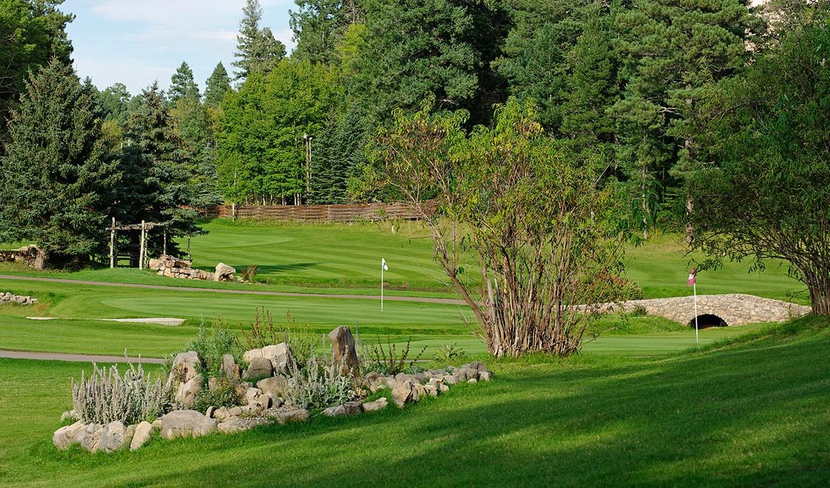 Lodge at Cloudcroft course
