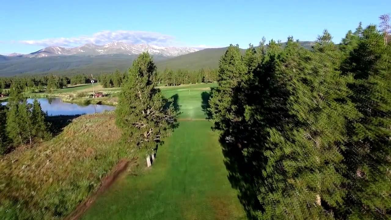 High altitude golf