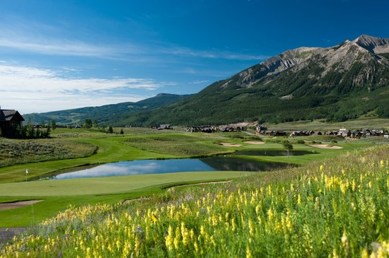 Golf Club Crested Butte