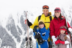 Best resorts for families.