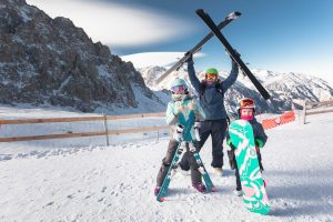 Ski or ride for the kids? Here's how to decide