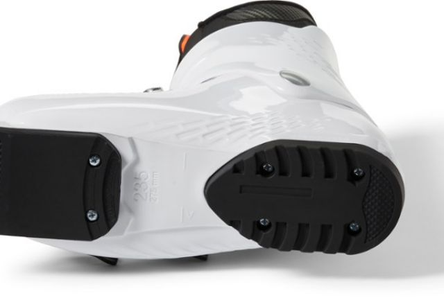 Boot bottom