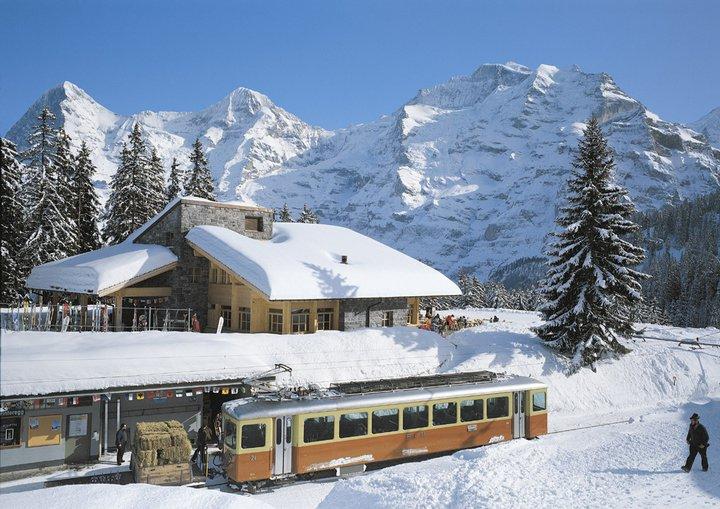 Jungfrau in Switzerland