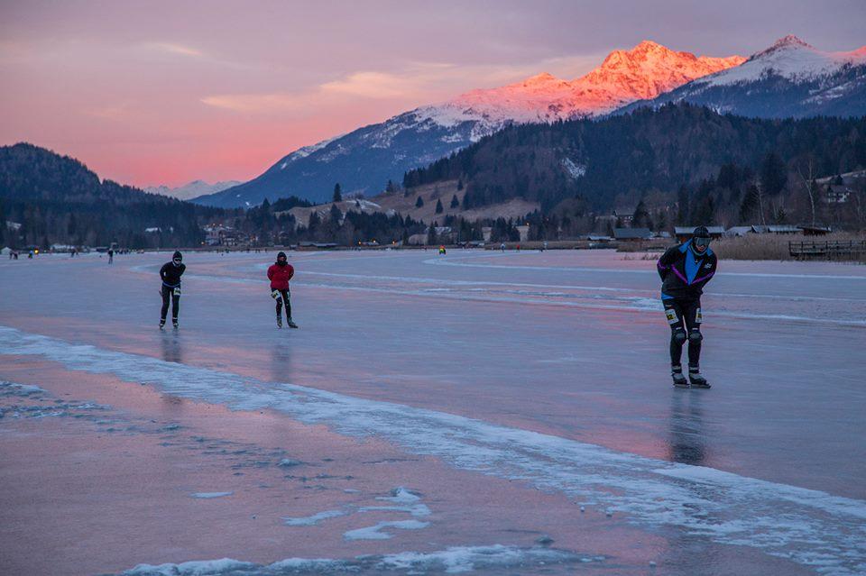Skating at Nasssfield