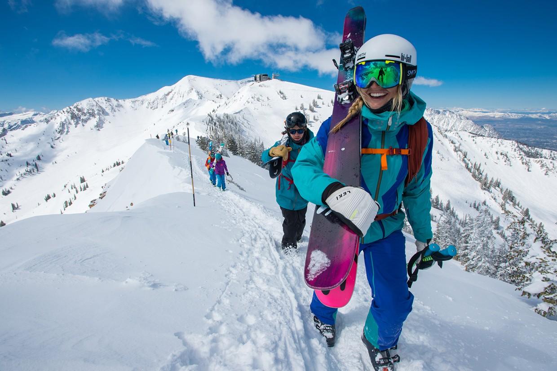 Snowbird ski experience