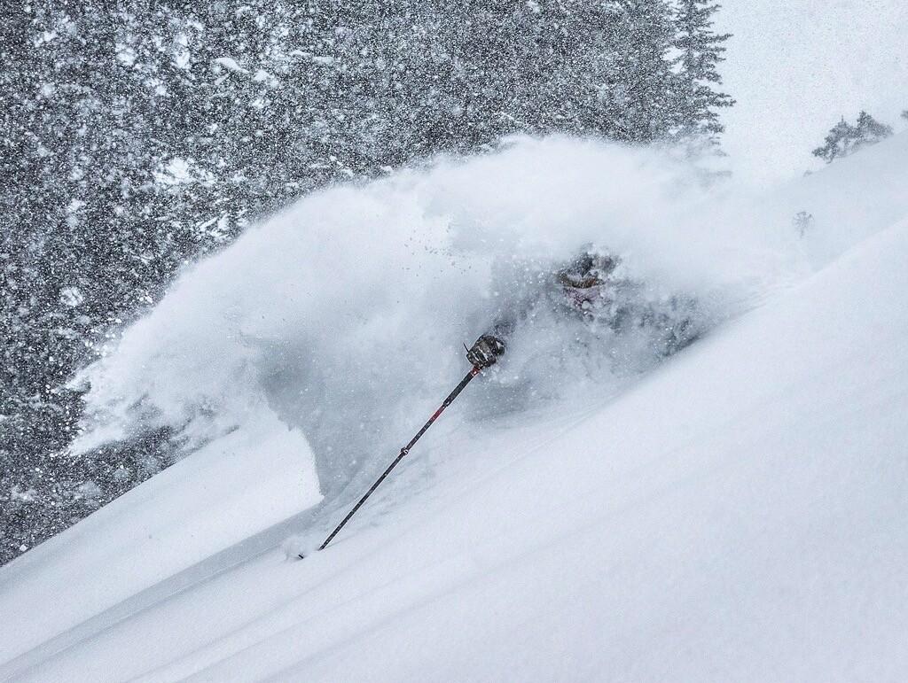 Big snows at Vail