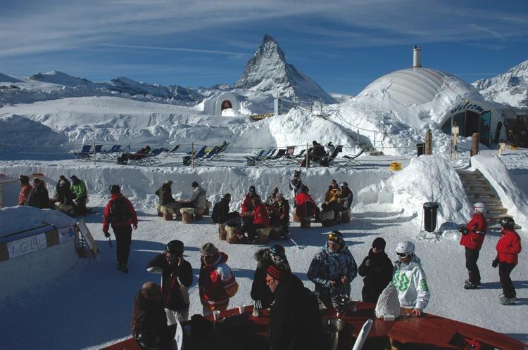 Zermatt scenery