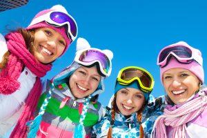 ski moms mums Utah
