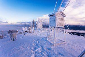 Snowtel_weather_station