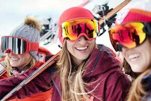 Ski Mums meeting Utah