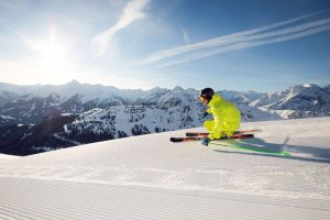 Zillertal offers skiing and riding close to Munich Airport.