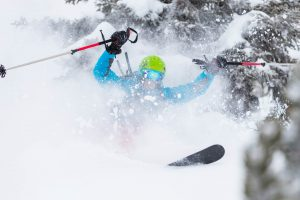 How to Ski Telluride on a powder day - Go for it