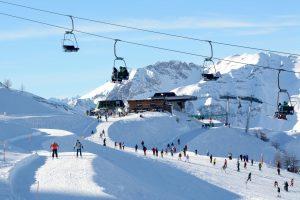 Skiing the Milky Way: 400km of variety awaits