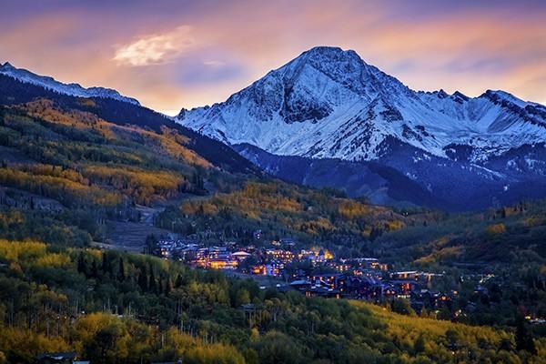 Aspen-Snowmass fall colors