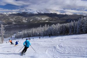 How to ski Rocky Mountain National Park after the season