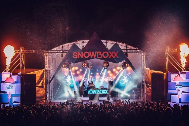 Snowboxx in Avoriaz