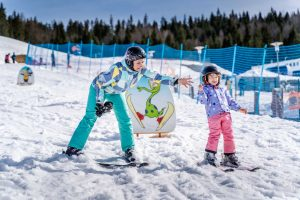 How to become a British ski instructor; years of fun