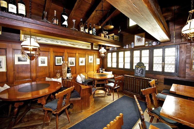 Elsie's Bar in Zermatt