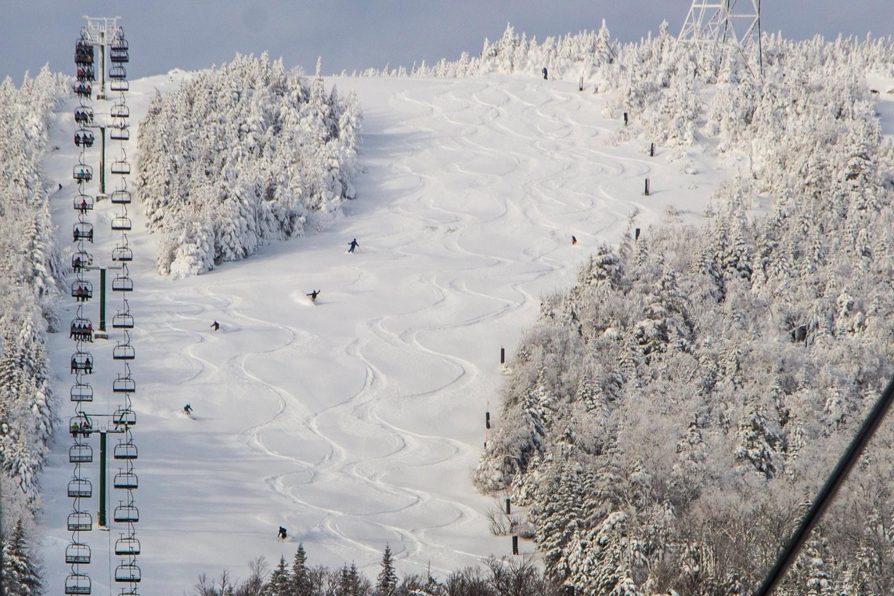 Jay Peak snows
