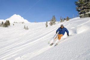A-bluebird-powder-day-at-Mt.-Hood