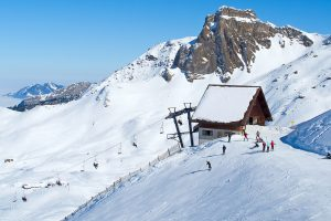 Mt. Hood OR summer skiing