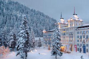 Kempinski Grand Hotel des Bains in St. Moritz