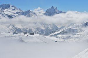Lechtaler Alpen, St. Anton am Arlberg