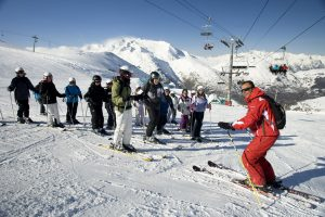 The highs and lows of being a ski instructor