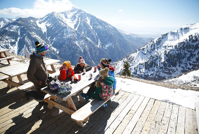 Sundance Resort, new places to ski and eat Rockies, 2021 2022.